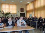 Spotkanie organizacyjne przed wyjazdem na staż do Portugali