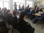 Klasy policyjne na odprawie rocznej KMP w Łomży