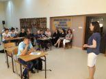 """Spotkanie informacyjno - organizacyjne w ramach projektu """"Zawodowo kompetentni"""""""