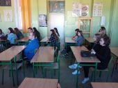 Spotkanie organizacyjne uczestników stażu w ramach projektu: Mój atut - staż zawodowy za granicą