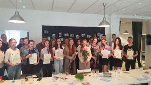 """Czytaj więcej: Uczniowie """"Budowlanki """" na stażu zawodowym w Kłajpedzie"""
