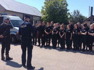 Czytaj więcej: Klasy policyjne na pokazie ćwiczeń dowódczo - sztabowych