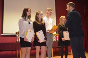 Czytaj więcej: Mamy to ! - nagrody edukacyjne Prezydenta Miasta Łomża