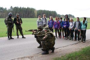 Czytaj więcej: Marsz kondycyjny ze strzelcami z Jednostki Strzeleckiej 1012