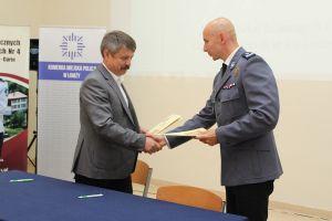 Czytaj więcej: Współpracujemy z Komendą Miejską Policji w Łomży