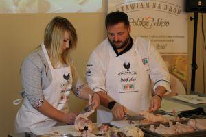 Czytaj więcej: Warsztaty kulinarne z mistrzem gastronomii Marcinem Budynkiem