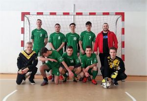 Czytaj więcej: Drużyna ZSTIO Nr 4 mistrzami II ligi wojewódzkiej w futsalu