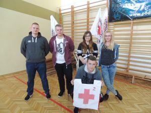Czytaj więcej: III miejsce w Rejonowych Mistrzostwach Pierwszej Pomocy PCK