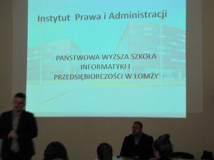 Czytaj więcej: Spotkanie z przedstawicielami PWSIiP w Łomży