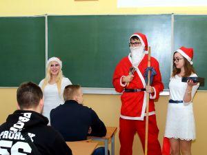 Czytaj więcej: Wizyta Świętego Mikołaja
