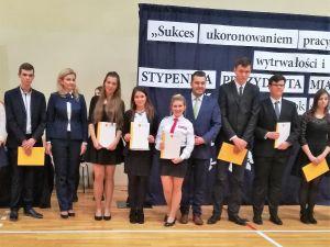 Czytaj więcej: Nagrody i stypendia dla uczniów naszej szkoły