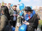 """Niebieski Marsz """"Kolorowy Świat Autyzmu"""""""