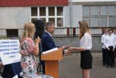 Uroczyste zakończenie roku szkolnego 2020/21