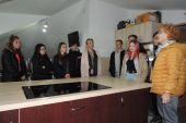 Wizyta studyjna w Młodzieżowym Ośrodku Wychowawczym w Goniądzu