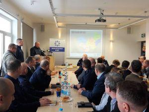 Czytaj więcej: Klasy policyjne na odprawie rocznej KMP w Łomży