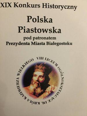 """Czytaj więcej: XIX Konkurs Historyczny """"Polska Piastowska"""""""