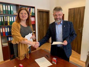 Czytaj więcej: Porozumienie o współpracy z Wojewódzką Komendą Ochotniczych Hufców Pracy