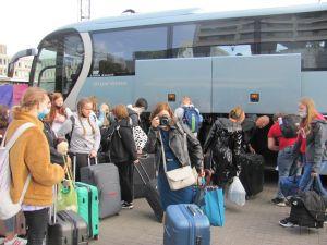 Czytaj więcej: Uczniowie z branży hotelarskiej i gastronomicznej rozpoczęli staż zawodowy w Wilnie