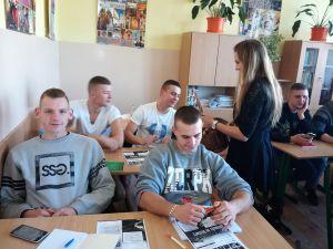 Dzień chłopaka w naszej szkole